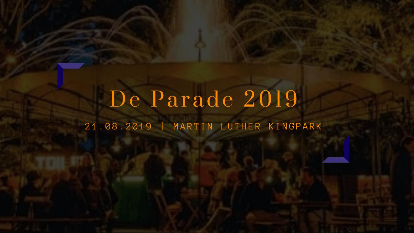 JCC's zomer x Minibrew: Parade 2019