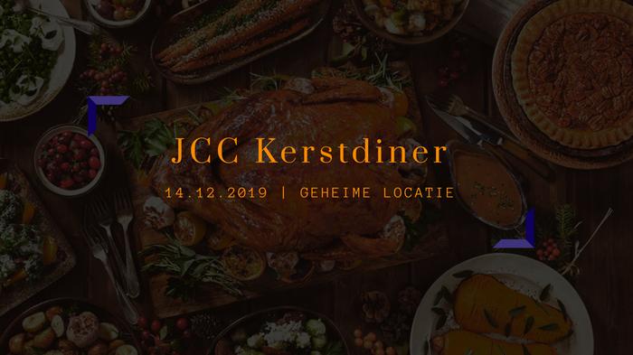 JCC Kerstdiner 2019