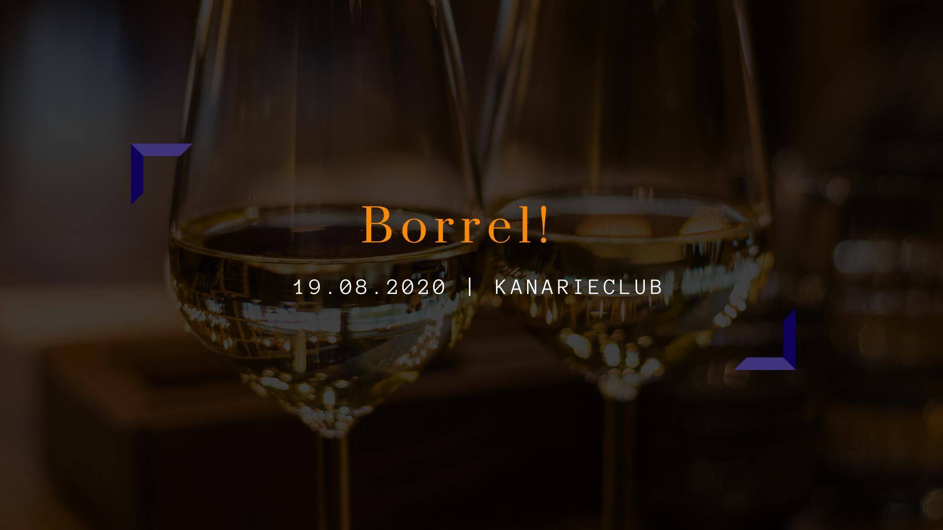 JCC's Zomerborrel   To be announced